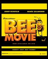"Bee Movie Yellow and Black - 11"" x 17"""