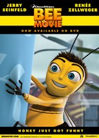 "Bee Movie Climbing - 11"" x 17"", FulcrumGallery.com brand"