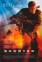 Shooter - Mark Wahlberg Fine Art Print