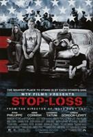 """Stop-Loss - 11"""" x 17"""" - $15.49"""