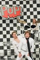 "Music and Lyrics - Band - 11"" x 17"""