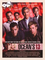 Ocean's Thirteen (DVD Promotional) Fine Art Print