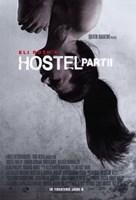 """Hostel Part II - 11"""" x 17"""""""
