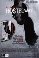 "Hostel Part II - CD - 11"" x 17"""