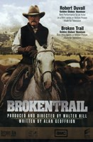 "Broken Trail - 11"" x 17"""