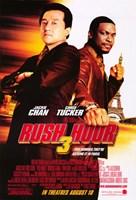 """Rush Hour 3 - 11"""" x 17"""""""