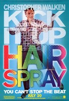 Hairspray - Christopher Walken Fine Art Print