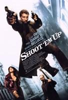 """Shoot 'Em Up - 11"""" x 17"""""""