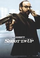 "Shoot 'Em Up - Paul Giamatti - 11"" x 17"""