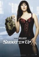 """Shoot 'Em Up - Monica Bellucci - 11"""" x 17"""""""