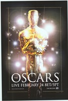 """Academy Awards - 79th - 11"""" x 17"""""""