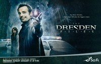 """The Dresden Files - 17"""" x 11"""""""