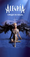 Cirque du Soleil - Alegria? Fine Art Print