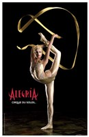 Cirque du Soleil - Alegria, c.1994 (Manipulation) Framed Print