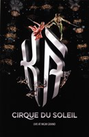 Cirque du Soleil - Ka, c.2004 Framed Print