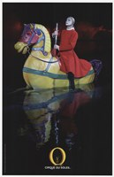 """Cirque du Soleil - """"O"""", c.1998 (horse and comete) Wall Poster"""