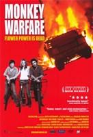 "Monkey Warfare - 11"" x 17"""