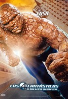 Fantastic Four: Rise of the Silver Surfer - Thing Fine Art Print