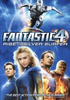 Fantastic Four: Rise of the Silver Surfer Movie Posters Fine Art Print