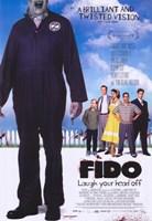 """Fido - 11"""" x 17"""", FulcrumGallery.com brand"""