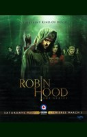 "Robin Hood (TV) - 11"" x 17"", FulcrumGallery.com brand"