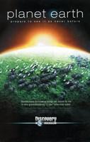 "Planet Earth - 11"" x 17"""