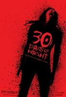 "30 Days of Night Scream - 11"" x 17"""