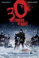 "30 Days of Night Low Population - 11"" x 17"""