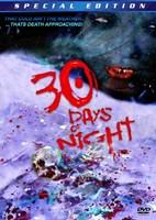 "30 Days of Night DVD - 11"" x 17"""