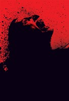 """30 Days of Night Red and Black Gruesome - 11"""" x 17"""""""