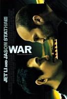 """War The Movie - 11"""" x 17"""""""