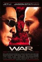 """War - 11"""" x 17"""""""