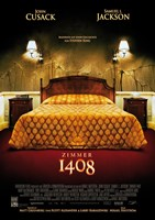 "1408 Hotel Bedroom, 1408 - 11"" x 17"", FulcrumGallery.com brand"
