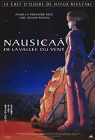 """Nausicaa of the Valley of the Winds - 11"""" x 17"""""""