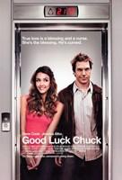 """Good Luck Chuck - Elevator - 11"""" x 17"""""""