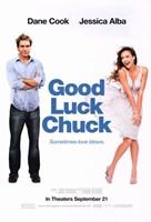 """Good Luck Chuck - Dane Cook - 11"""" x 17"""""""