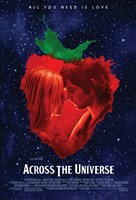 """Across the Universe: All You Need is Love - 11"""" x 17"""""""