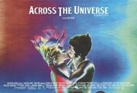 "Across the Universe Psychodelic - 17"" x 11"""