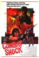 "Combat Shock - 11"" x 17"""