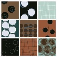 "Circular Motion by Natasha Barnes - 39"" x 39"""