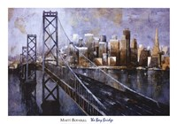 The Bay Bridge Fine Art Print