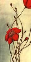 "Beaute Rouge by Ella Codo - 12"" x 24"""