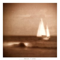 "Fair Winds I by Heather Jacks - 20"" x 20"""