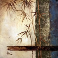 Bamboo Royale II Fine Art Print
