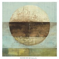 The Gathering Shore Fine Art Print