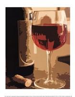 "9"" x 12"" Wine Art"