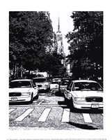 New York Minute I Fine Art Print