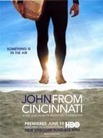 "John From Cincinnati - 11"" x 17"""