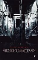 """Midnight Meat Train - 11"""" x 17"""""""