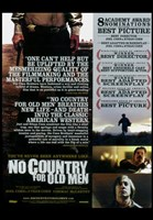 """No Country For Old Men Quotes - 11"""" x 17"""""""